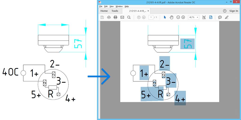 OCR Conversion: Bitmapped PDF to Searchable PDF
